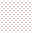 Seamless poker pattern with card suits vector image