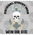 die or win vector image