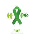 stop lyme disease flat poster design vector image vector image