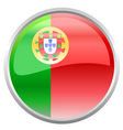 flag of Portuguese republic vector image vector image