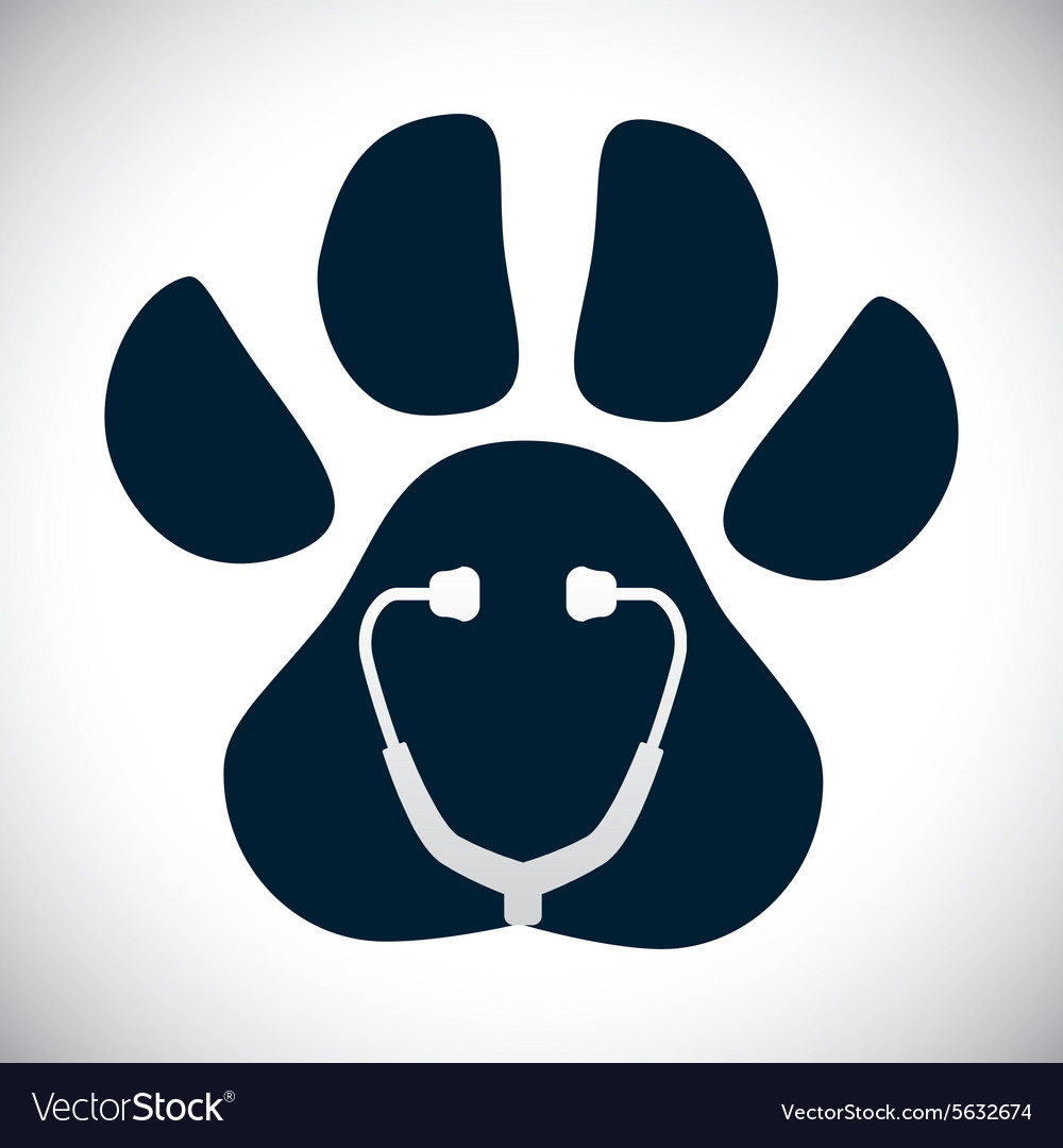 Pet care design vector