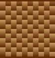 brown vertical rectangles abstract background vector image