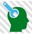 Brain Tool Icon vector image