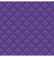 Purple Geometric Royal Pattern vector image