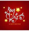 Christmass Card Background vector image vector image