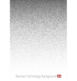 Gray Technology Background a4 format A4 size vector image vector image