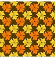 Seamless floral pattern Flowers texture vector image