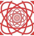 Eternal Flower Pattern background vector image vector image
