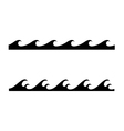 Wave Patterns vector image