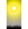 The Sun vector image