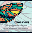 logo design template abstract colorful vector image