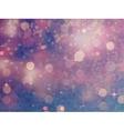Defocused beidge lights glitter EPS 10 vector image
