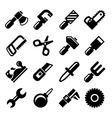 Working Tools Icon Set vector image