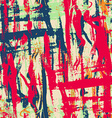 urban grunge seamless pattern with paint effect vector image vector image