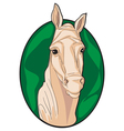horse clipart vector image