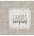 canvas background vector image