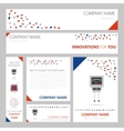 Six banners for phytolight with PH meter vector image