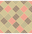 seamless pattern with colorful stripes vector image