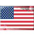 america national flag vector image vector image