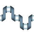 Engine crankshaft icon vector image
