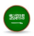 Saudi Arabia Seal vector image