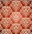 floral ornament wallpaper vector image