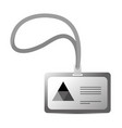 branding personal card design vector image