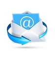 Email letter vector image vector image