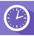 a clock symbol vector image