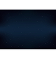 Dark Space Deep Blue Navy Background vector image