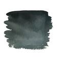dark gray watercolor gradient background vector image