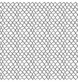 Seamless abstract lace pattern Vintage fashion vector image