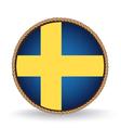 Sweden Seal vector image