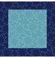 background frame blue vector image