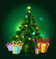 Christmas tree - vector image