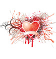 Heart Insignia vector image