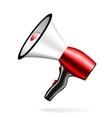 Loudspeaker or megaphone icon vector image