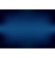 Dark Space Blue Navy Background vector image