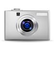 simple digital camera vector image