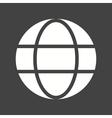 Globe II vector image