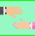 wearable bracelet vector image