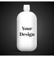Cosmetic Parfume Deodorant Freshener Or Medical vector image