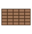 Chocolate icon vector image