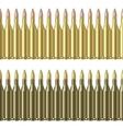 Bullet Pattern Line vector image