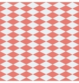 Seamless background from triangles and diamonds vector image