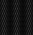 Black Hexagonal Texture vector image