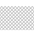 White Grid Texture vector image