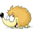 cute hedgehog - vector image