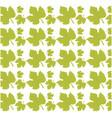 leave grape seamless pattern design vector image