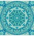 geometric seamless pattern background vector image